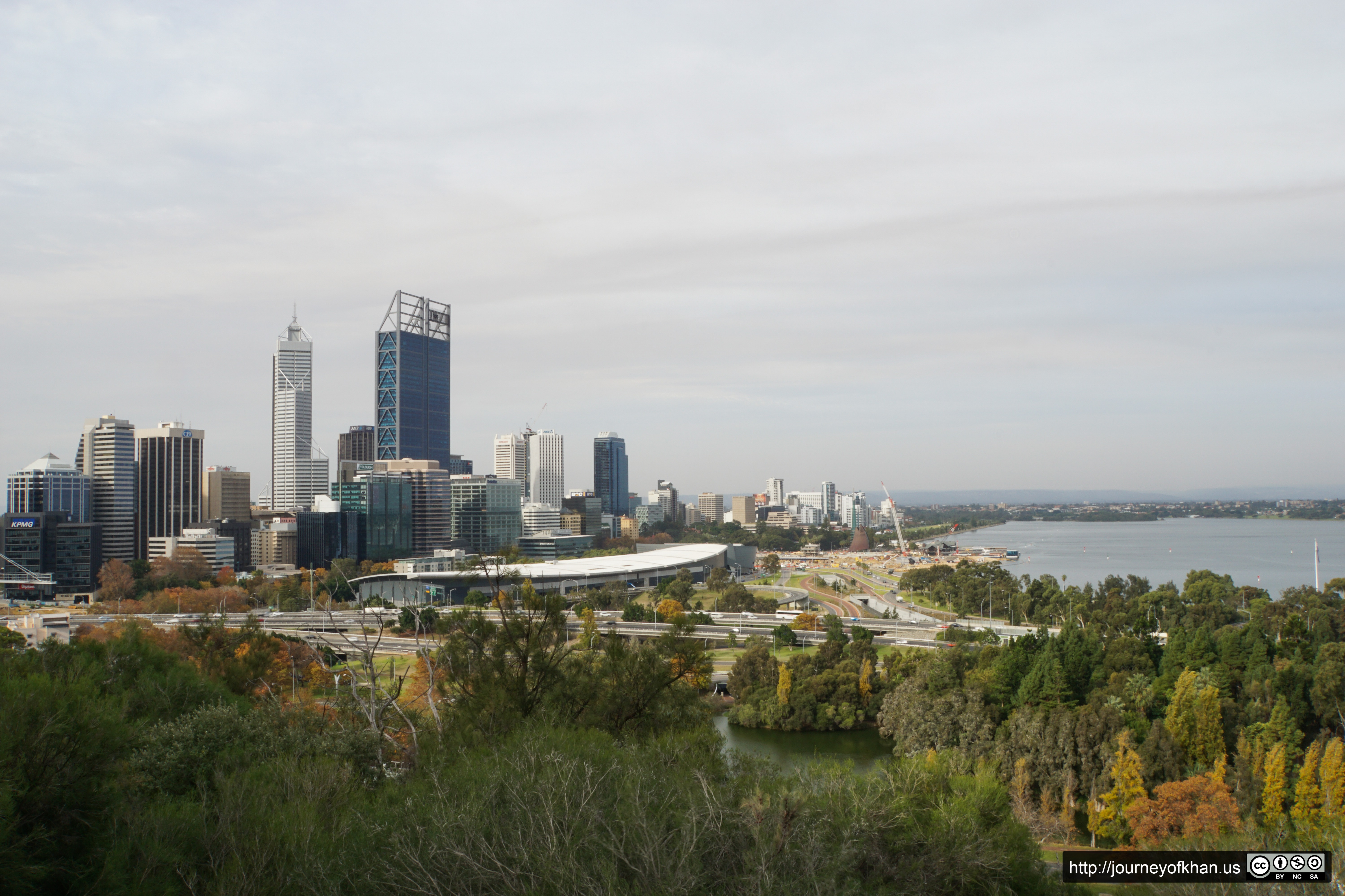 City of Perth (High Resolution)