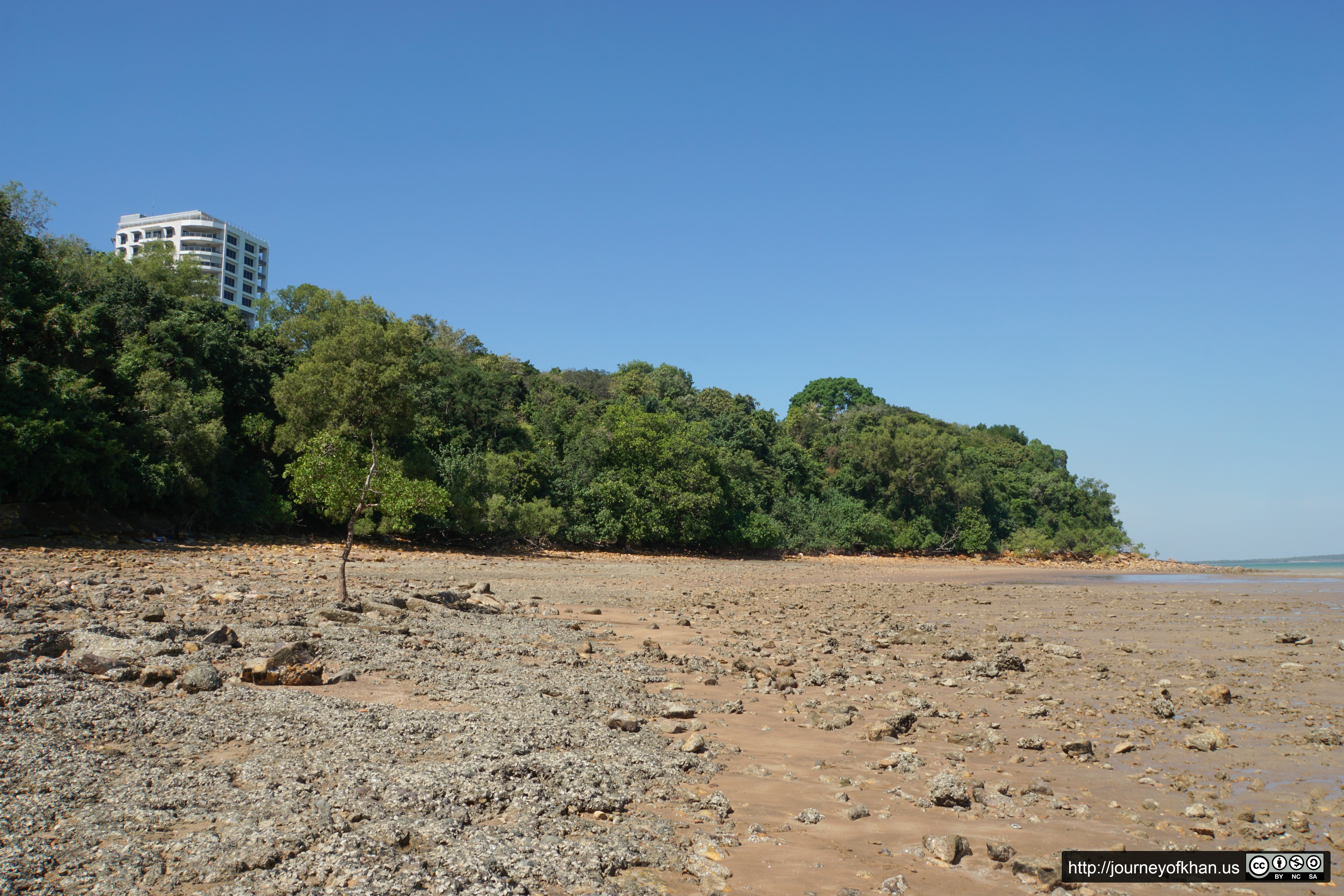 Rocky Shores of Darwin (High Resolution)