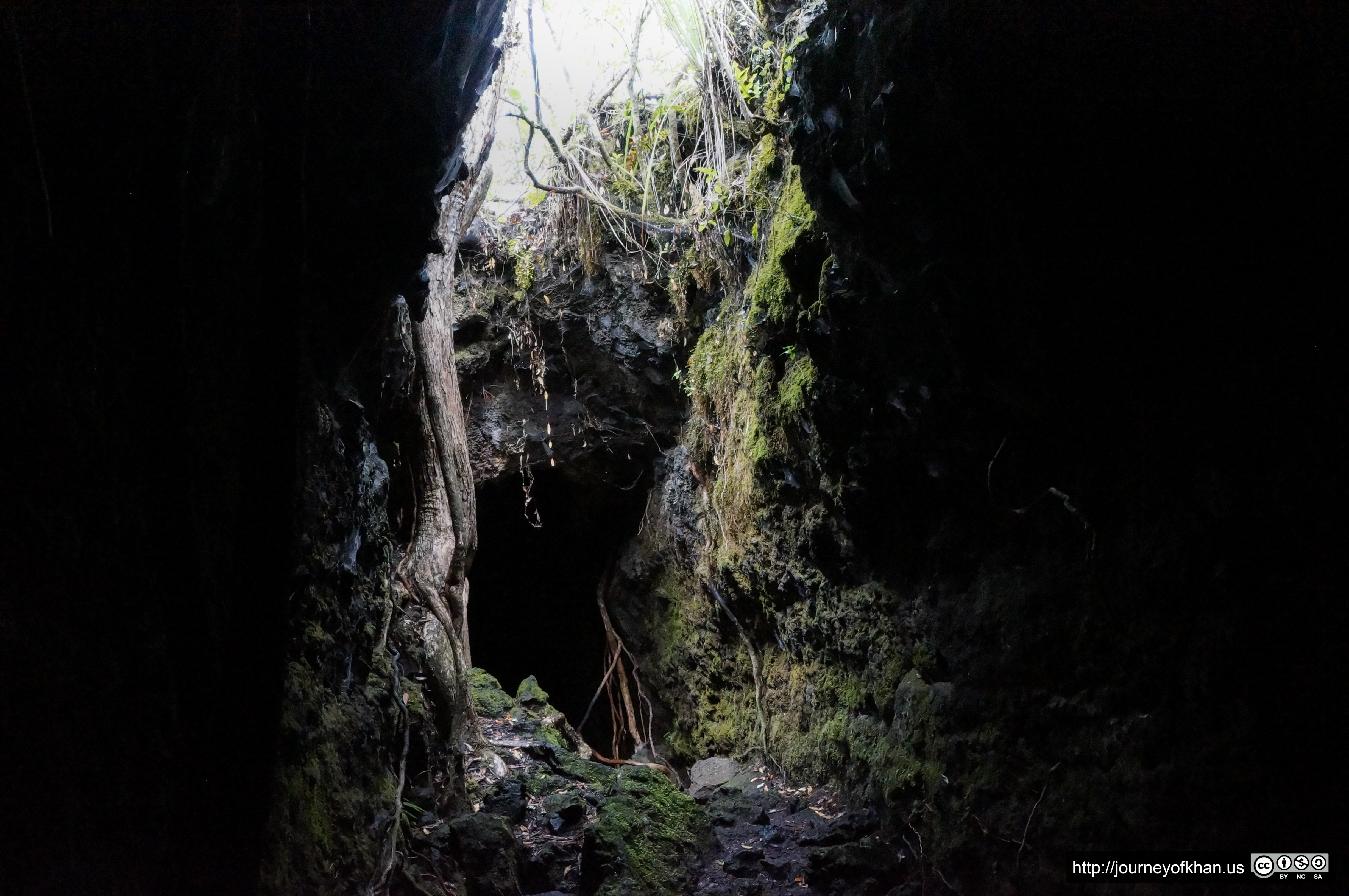 Light in a Cave (High Resolution)