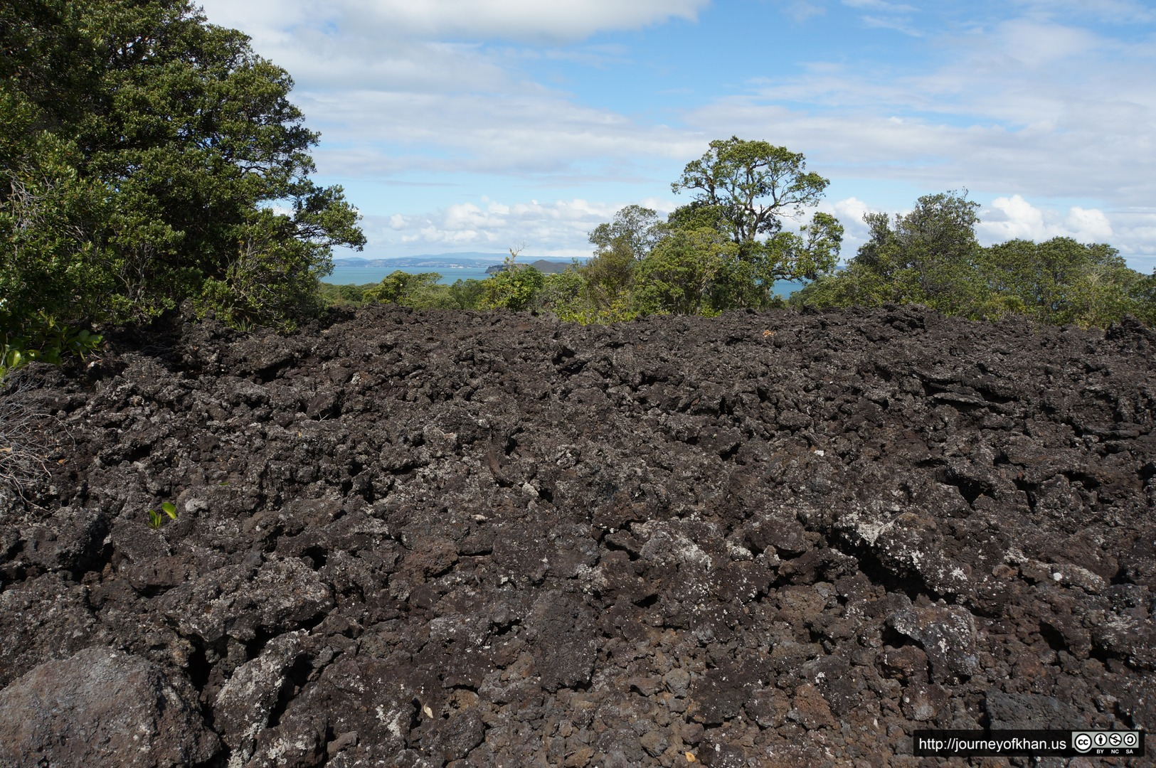 What was once Lava
