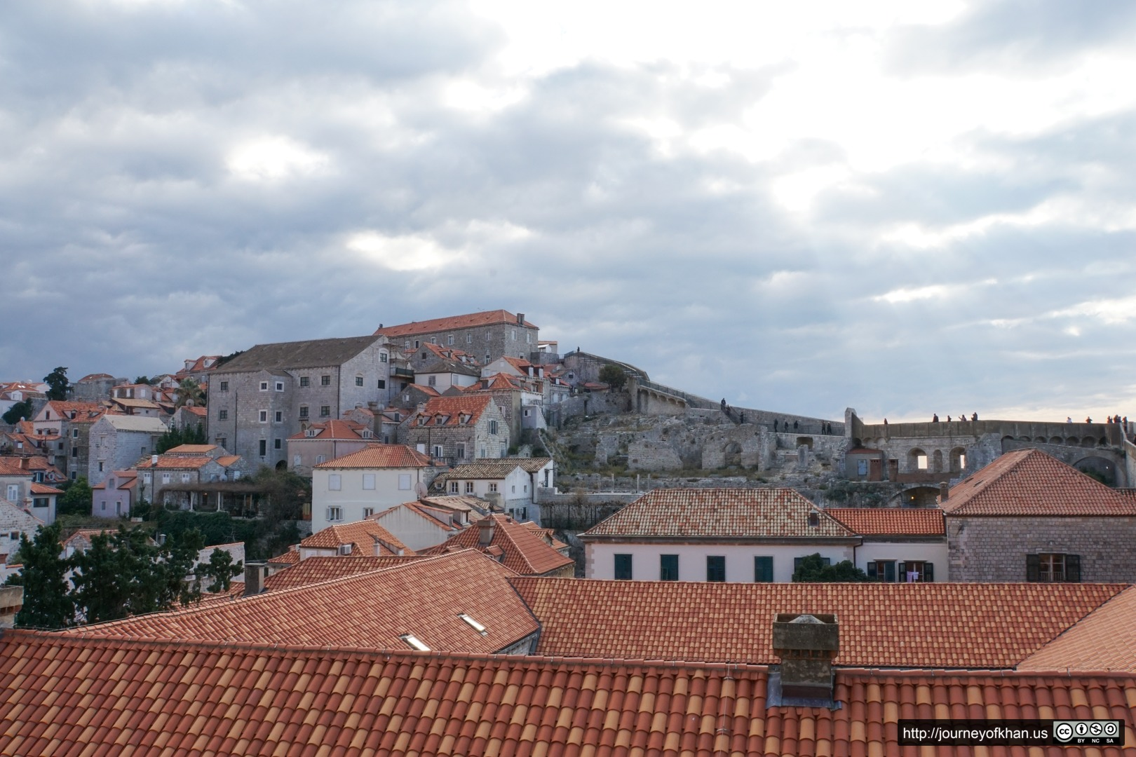 Roofs and Walls