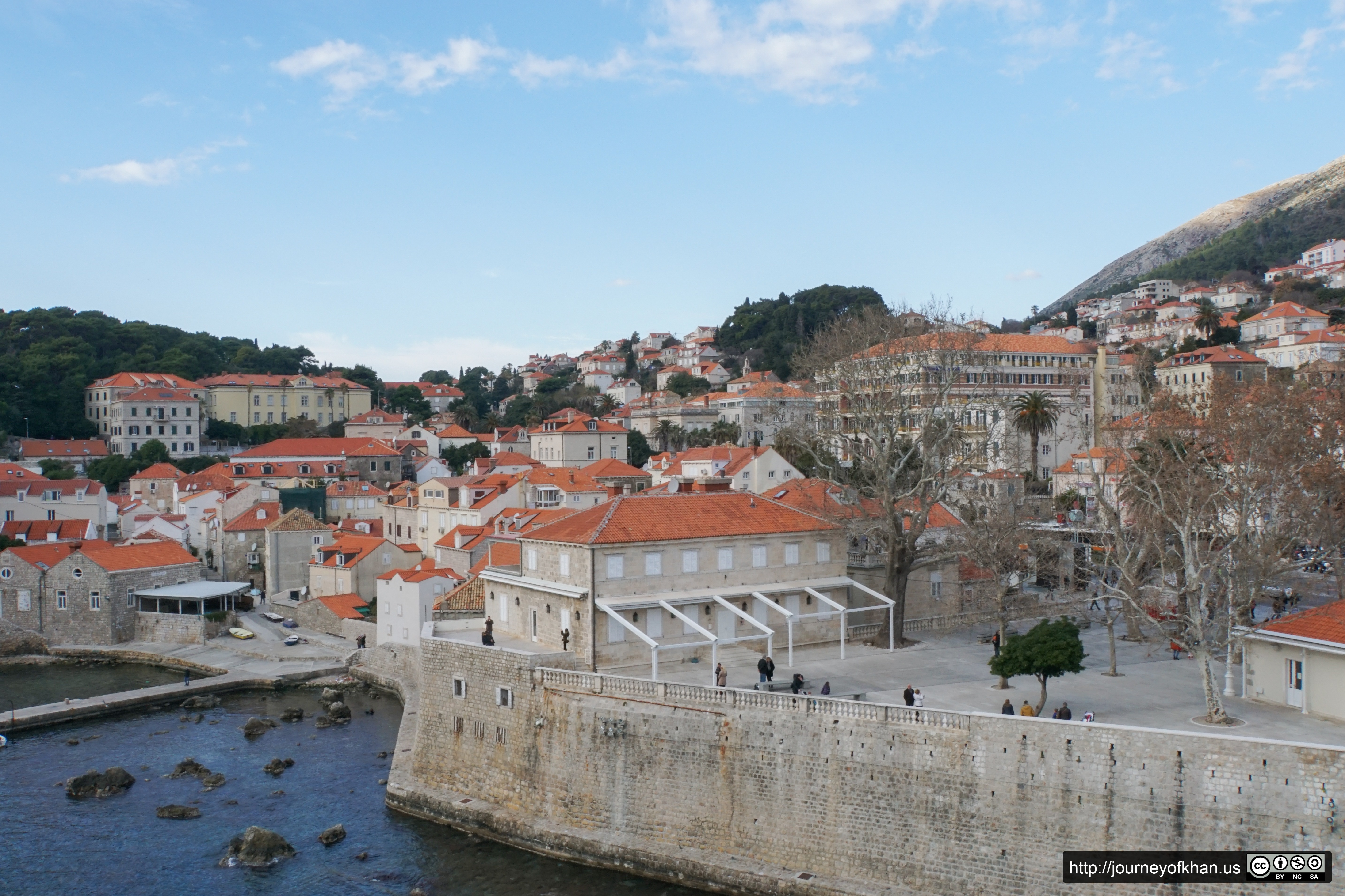 The Old City of Dubrovnik (High Resolution)