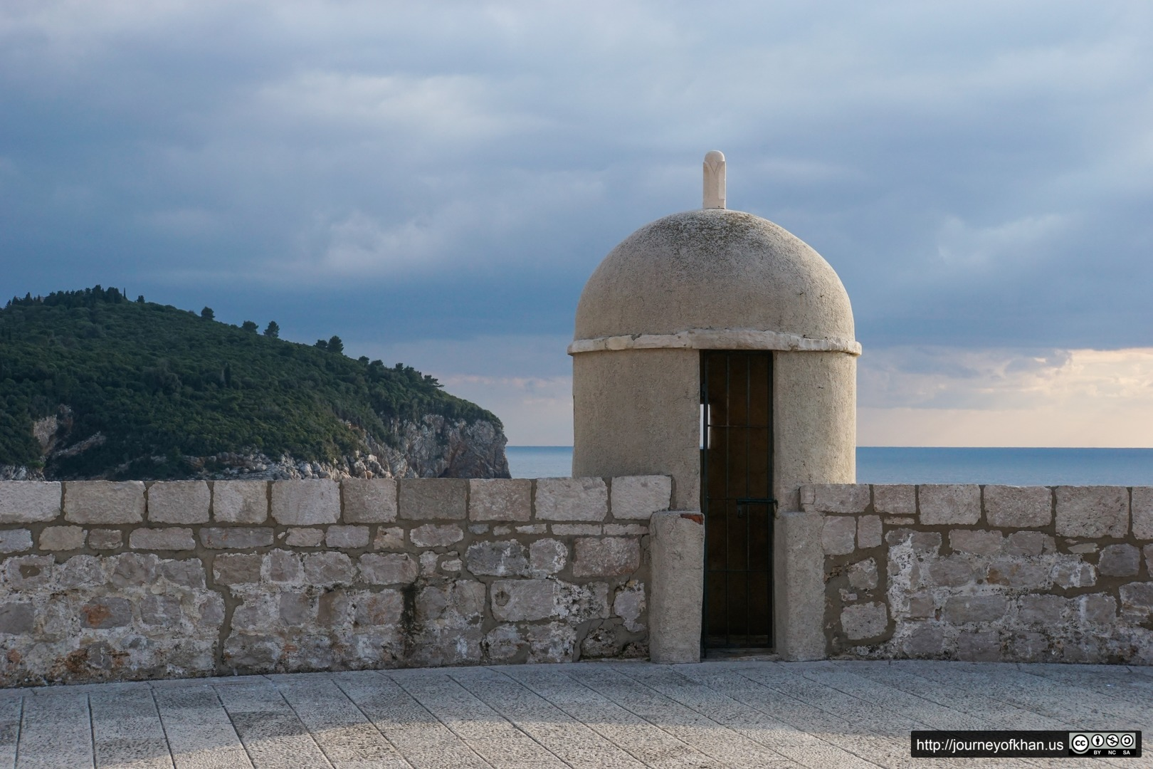 The Watchman of Dubrovnik